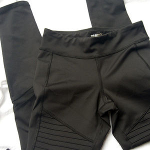 OLD NAVY Active Black Sweats Athletic Pants 10-12